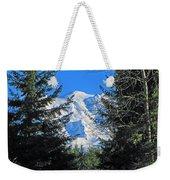 Mt. Rainier I Weekender Tote Bag