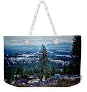 Mt Spokane Weekender Tote Bag