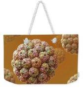 Murine Polyomavirus Weekender Tote Bag