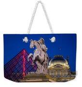 Musee Du Louvre Statue Weekender Tote Bag