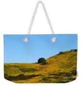 Mustard Grass Weekender Tote Bag