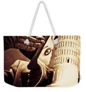 Mysteries Of Italy Weekender Tote Bag
