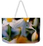 Narcissus Tazetta Weekender Tote Bag