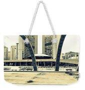Nathan Phillips Square Weekender Tote Bag