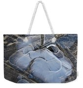 Nature Abstraction Weekender Tote Bag