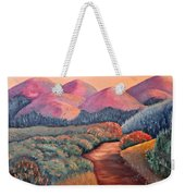 Natures Path Weekender Tote Bag