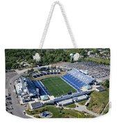 Navy Marine Corps Memorial Stadium Weekender Tote Bag