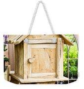 Nesting Box Weekender Tote Bag