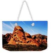 Nevada - Valley Of Fire Weekender Tote Bag