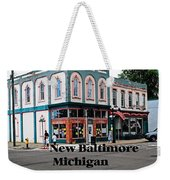 New Baltimore Michigan Weekender Tote Bag