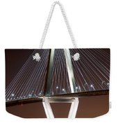 New Cooper River Bridge Weekender Tote Bag