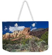 New Mexico Landscape Weekender Tote Bag