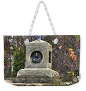 New York At Gettysburg - 140th Ny Volunteer Infantry Little Round Top Colonel Patrick O' Rorke Weekender Tote Bag