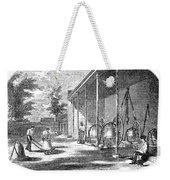 New York Bell Foundry Weekender Tote Bag