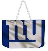 New York Giants Uniform Weekender Tote Bag