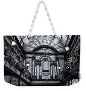 Newcastle Central Arcade Weekender Tote Bag