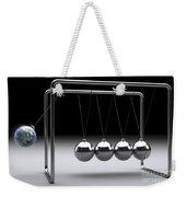 Newtons Cradle Weekender Tote Bag