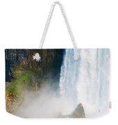 Niagara Falls Canada Weekender Tote Bag