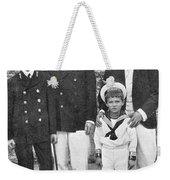 Nicholas II & George V, 1909 Weekender Tote Bag