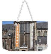 Nieuwe Kerk In Amsterdam Weekender Tote Bag