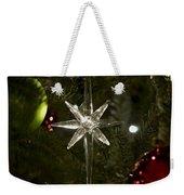 Night View Christmas Tree   1 Of 4 Weekender Tote Bag