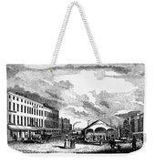 Norfolk, Virginia, 1856 Weekender Tote Bag