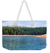 North Catamount Lake Weekender Tote Bag