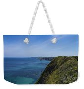 Photographs Of Cornwall North Coast Cornwall Weekender Tote Bag