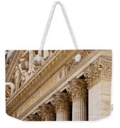 Ny Stock Exchange Weekender Tote Bag