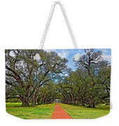 Oak Alley 3 Weekender Tote Bag