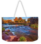 Oak Creek Weekender Tote Bag