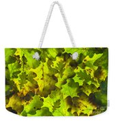 Oak Leaf Background Weekender Tote Bag