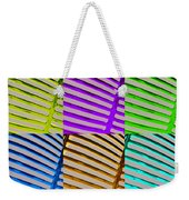 Observe Full Color Weekender Tote Bag
