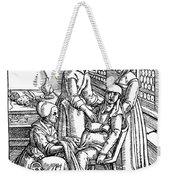 Obstetrical Chair Weekender Tote Bag
