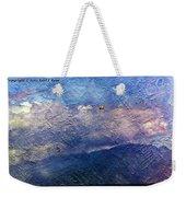 Ocean As A Painting Weekender Tote Bag