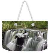 Odom Creek Waterfall Georgia Weekender Tote Bag