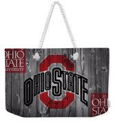 Ohio State Buckeyes Weekender Tote Bag