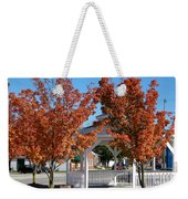 Ohio Trees Weekender Tote Bag