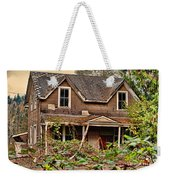 Old Abandon House Weekender Tote Bag