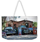 Old Cars On Route 66 Weekender Tote Bag