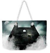 Old Haunted Castle Weekender Tote Bag