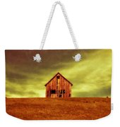 Old House On The Hill Weekender Tote Bag by Edward Fielding