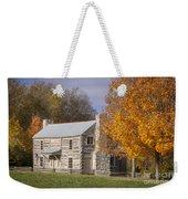 Old Log House Weekender Tote Bag