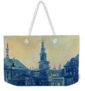 Old Poznan Weekender Tote Bag