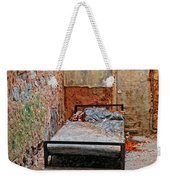 Old Prison Cell Weekender Tote Bag