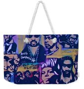 Old School Hip Hop 3 Weekender Tote Bag
