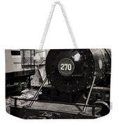 Old Steam Lock  Weekender Tote Bag