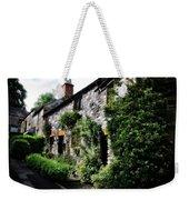 Old Terrace Houses - Peak District - England Weekender Tote Bag