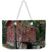 Old Time Mill Weekender Tote Bag