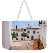 Old Town In Cordoba Weekender Tote Bag